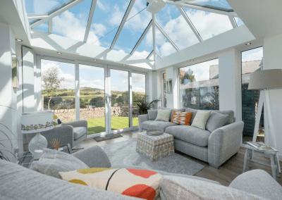 slider conservatories