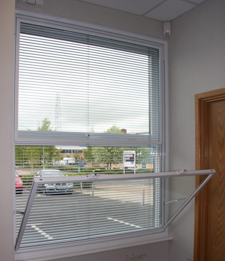Tilt Counterbalance secondary glazing