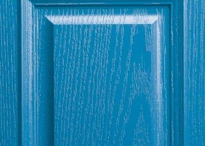 Apeer Composite Doors Light Blue