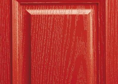 Apeer Composite Doors Traffic Red