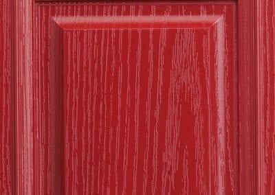 Apeer Composite Doors Dark Red
