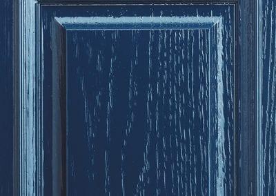 Apeer Composite Doors Steel Blue