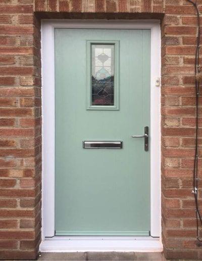 Cottage Type Composite Door