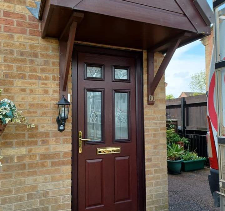 Benefits of Installing a Composite Door