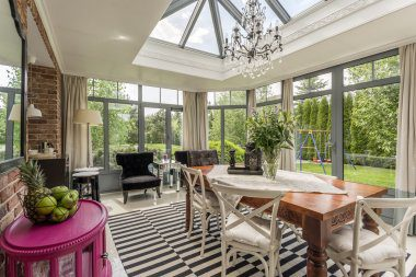 8 Benefits of Having a Home Conservatory